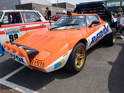 Hawk HF3000 Lancia Stratos Replica