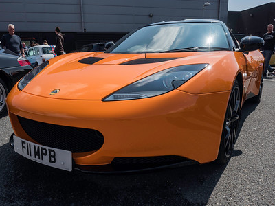 2015 Lotus Evora S 'Sports Racer' 4 V6