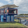 Fox Sports head quarters at the V8 Supercars Barbagallo Raceway Perth