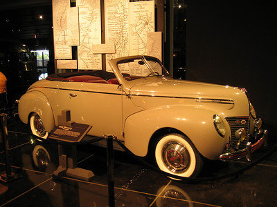 Petersen Automobile Museum 2008