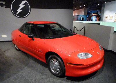I didn't know any EV1s still existed.