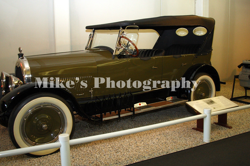 1923 Climber  Model 6-50 manufactered in Little Rock