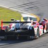 Driven by: Allan McNish (GB)/Tom Kristensen (DK)/Rinaldo Capello (I); S4, F3