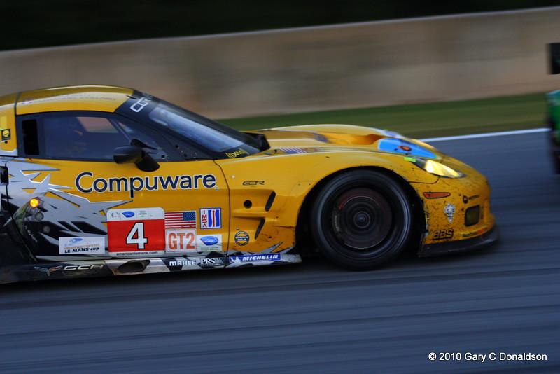 Driven by: Jan Magnussen (DK)/Emmanuel Collard (F)/Oliver Gavin (GB); S21,F10 (1st in GT2)