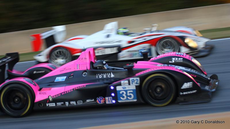 No.35 driven by: Frédéric da Rocha (P)/Patrice Lafargue (F)/Jacques Nicolet (F); S12, F9 | No.6 driven by: Klaus Graf (D, pictured)/Sascha Maassen (D)/Lucas Luhr (D); S7, F7
