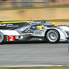PLM-2011, Fri; Driven by: Tom Kristensen (DK)/Allan McNish (GB; pictured)/Rinaldo Capello (I)