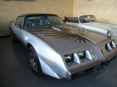 Pontiac TransAm - Drool-a-rama.
