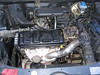 Nice engine with head gasket and timing belt changed.
