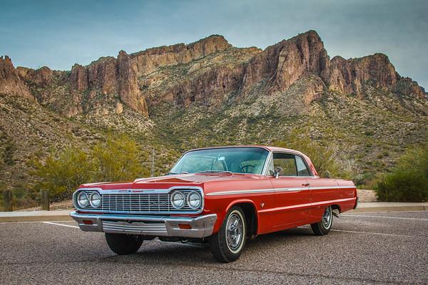 JIM Moeller - 64 Impala