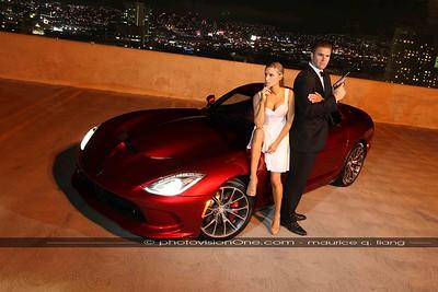 American Bond.  2013 Stryker Red Viper GTS.  Models:  Catalina & Fernando