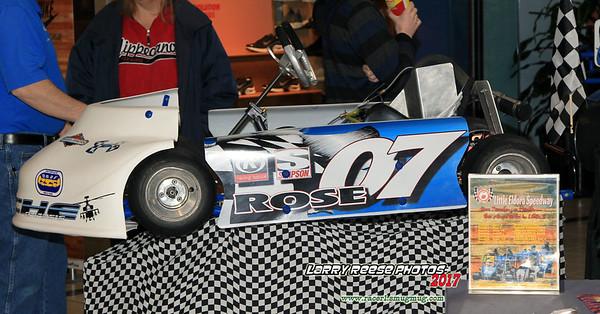 Piqua -race cars in display-3-18-17