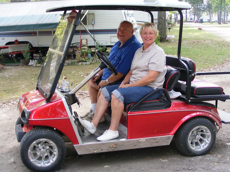 Pat & Sonnie Pirolli