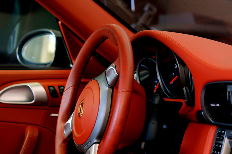 Porsche Interior HDR