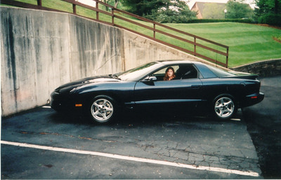 My first car purchase - May 2002.