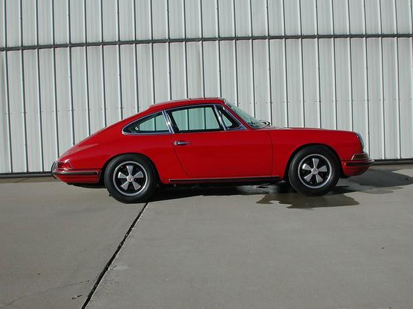 Porsche, 1971 T & 1968 911 S