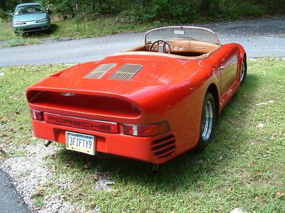 Porsche 359