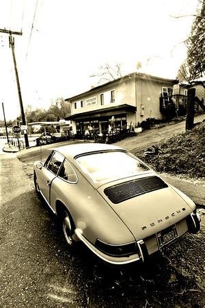Porsche 912, Auburn California