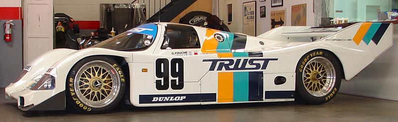 Porsche 962 Group C @ the Madison Zamperini Collection