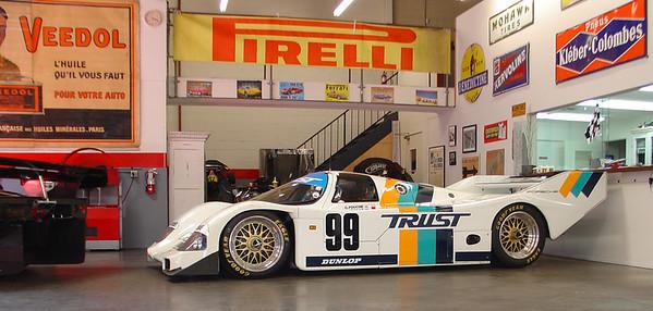 Porsche 962 @ Madison Zamperini Collection.