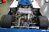 Porsche 962 engine at the Madison Zamperini Collection