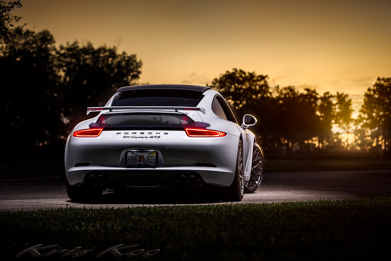 Porsche - 991 GTS - 9