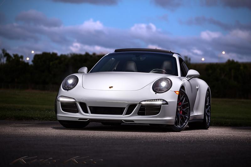 Porsche - 991 GTS - 14