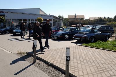 Porsche Club für den klassischen 911 Süd