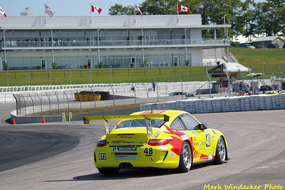 2013 JULY CTMP* ALMS WEEKEND Porsche GT3 Cup Canada
