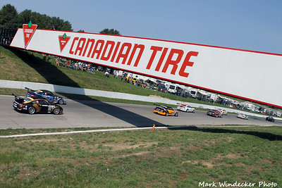 2013 MAY CTMP T/A WEEKEND Porsche GT3 Cup Canada