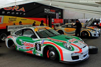 Pfaff/Alegra Motorsports Chris Green