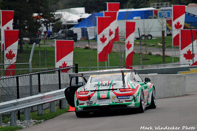 2014 CTMP Porsche GT3 Cup Canada
