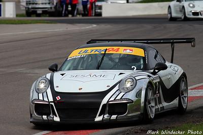 7th 6-GT3P  Etienne Borgeat