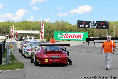 2016 CTMP Porsche GT3 Cup Canada