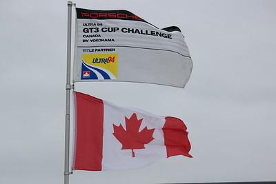 2017 CTMP Porsche GT3 Cup Canada