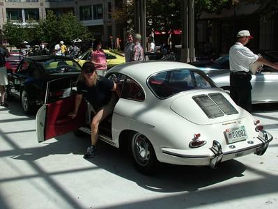 Porsche - Reston Town Center, 2005