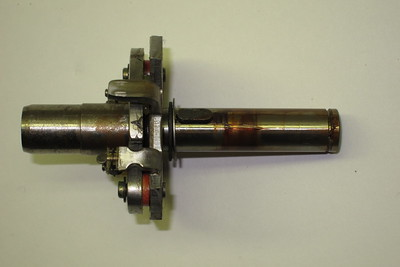 Primary Shaft Assembly