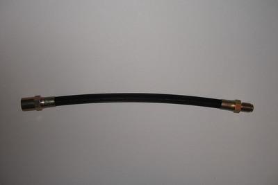 Clutch slave cylinder hose.
