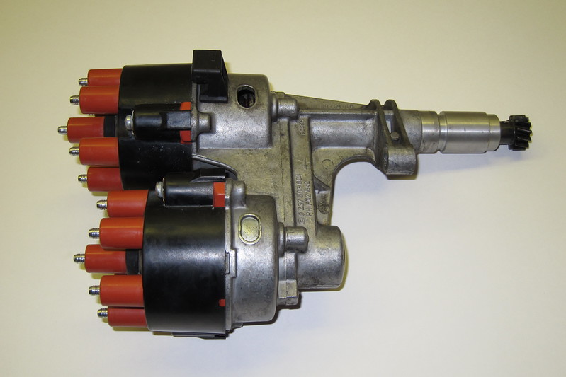 Mike's Dual Distributor (as received)