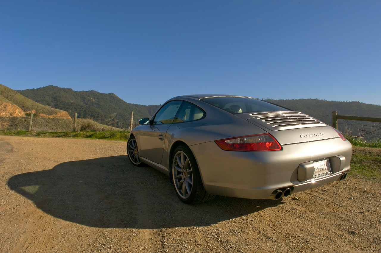 2005 Porsche 911 C2 S