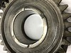 Second gear facing thrust washer between second and third