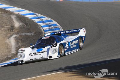 Group 9A Rolex Moterey Motorsports Reunion at Mazda Raceway Laguna Seca