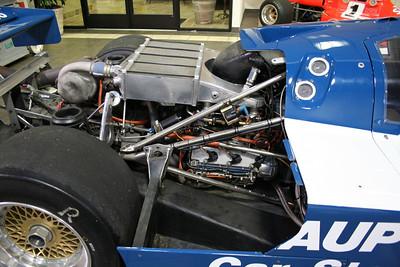 1988 Porsche 962 Blaupunkt No. 16 IMSA GTP Championship winner  for Dyson Racing,