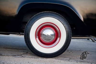 New Coker Tires and Vintage Rims.