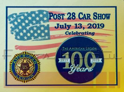 Post 28 Car Show 2019