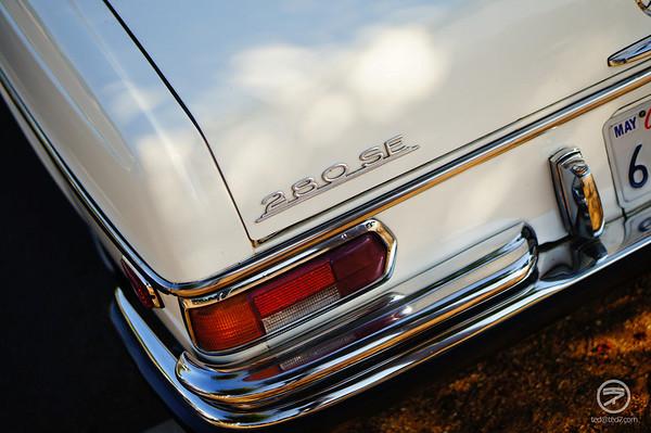 Mercedes 280SE / Porsche 944