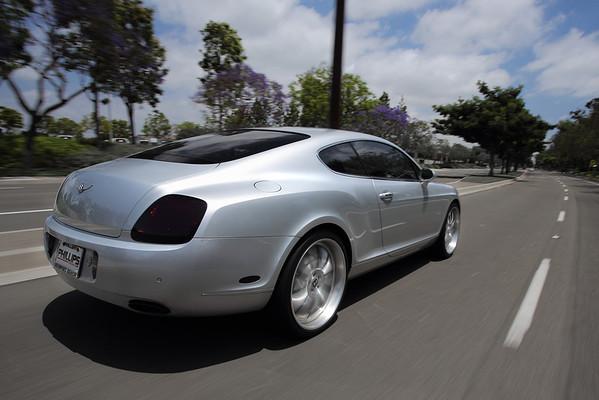 Bentley Continental GT Matt