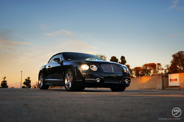 Bentley GTC63 Mansory
