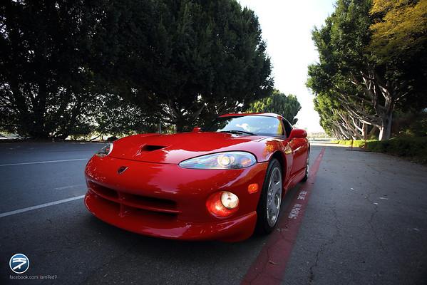 Dodge Viper GTS (2002)