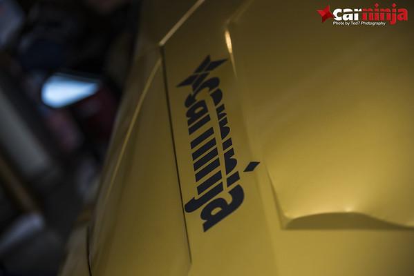 Lamborghini Aventador by Art in Motion