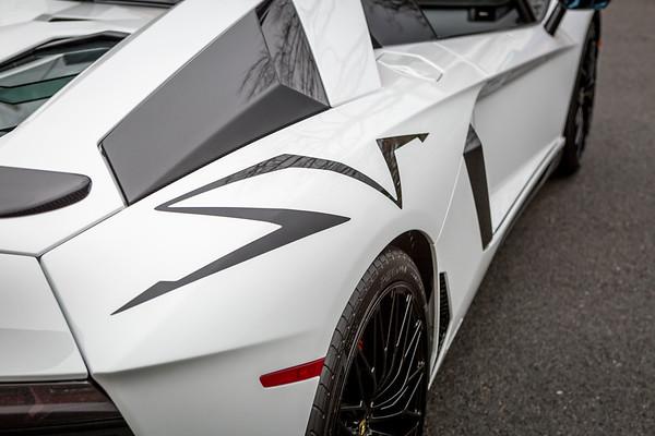 Aventador SV Roadster